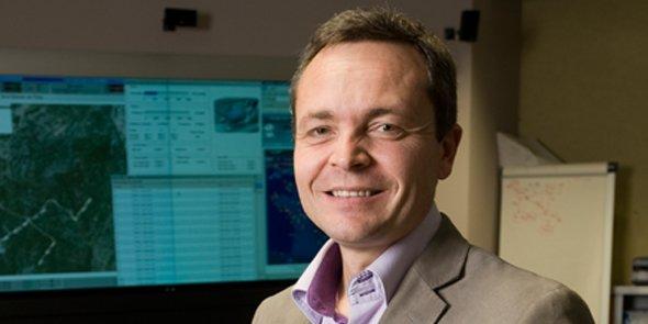 David Augeix, directeur régional sud de EDF-EN