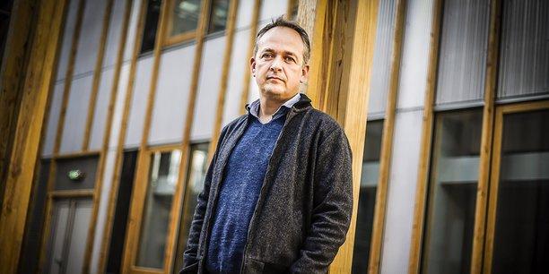 Gilles Pinson, responsable scientifique du Forum urbain, chef de file du Master Stratégies et gouvernances métropolitaines à Sciences Po Bordeaux