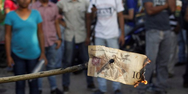Des manifestations et des pillages ont éclatés ce weekend au Venezuela, suite à l'annonce surprise du président Nicolas Maduro de retirer le billet de 100 bolivars.