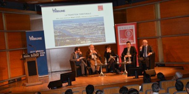 La 4e étape du cycle de conférences-débats dans le cadre du bicentenaire de la Caisse des dépôts a eu lieu à Pau.