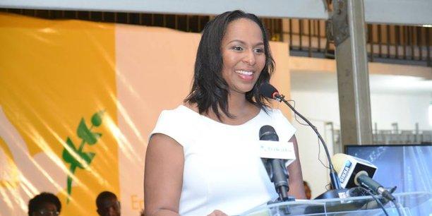 Yasmina Ouégnin élue à nouveau à l'Assemblée nationale de Côte d'Ivoire.