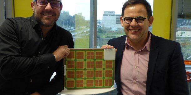 La solution développée par la startup d'Eric Labarre et Cyril Bertschy intéresse déjà à l'international.