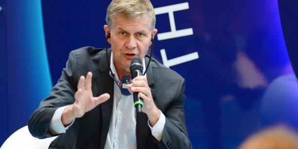 Erik Solheim est le directeur exécutif du Programme des Nations Unies pour l'environnement (PNUE).