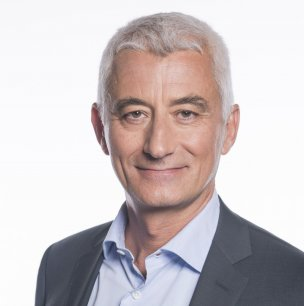 Thierry Lepercq, directeur recherche, technologie et innovation d'Engie