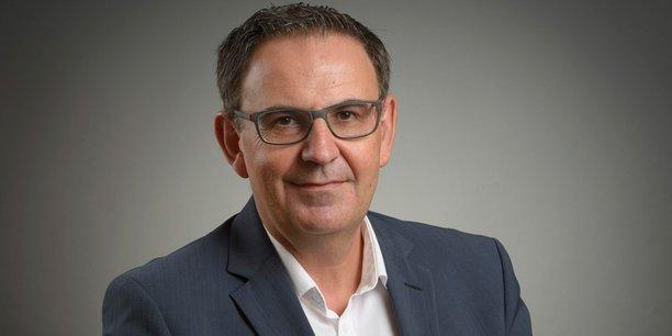 David Kimelfeld, vice-président de la Métropole de Lyon, chargé du développement économique