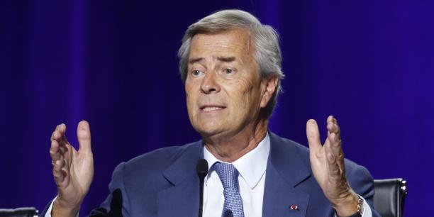 Vincent Bolloré, le chef de file de Vivendi (maison-mère de Canal+).