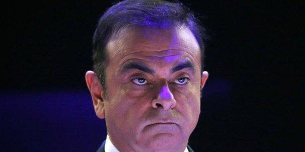 Carlos Ghosn cumule plusieurs casquettes de grand patron, dont celui de PDG de Renault, Nissan et désormais président de Mitsubishi.
