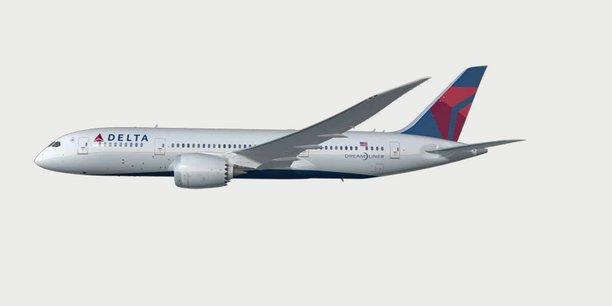 L'annulation d'une commande de 18 Boeing 787 est consistante avec notre stratégie d'évaluer prudemment nos besoins en matière d'appareils gros porteurs (wide body), a précisé Delta.