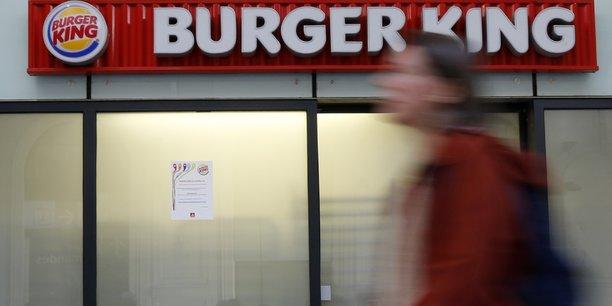A l'instar de plusieurs de ses concurrents, Burger King a dû mal à enregistrer à trouver le chemin de la croissance.