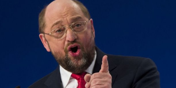 L'ancien président du Parlement européen avait pourtant quitté son poste en novembre afin de se lancer dans la course à la Machine à Laver, surnom que les Berlinois donnent au siège de la chancellerie fédérale.