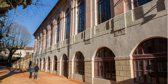 Le musée, totalement rénové et complété par un 2e bâtiment neuf, s'étendra sur 2 600 m2.