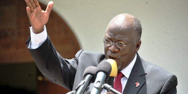 Magufuli est surnommé le «bulldozer » pour sa vision rigoriste de la gestion des deniers publics.