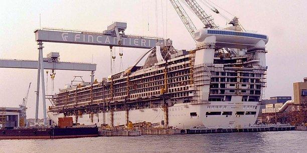 Naval Group et Fincantieri n'ont aucun programme dans un futur proche sur lequel ils peuvent espérer coopérer.