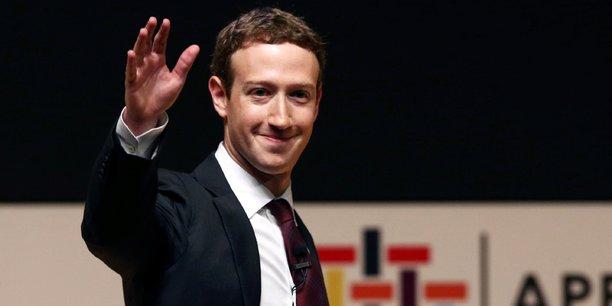 Mark Zuckerberg, PDG et fondateur du réseau social Facebook, estime que son rôle est de donner une voix à tout le monde.