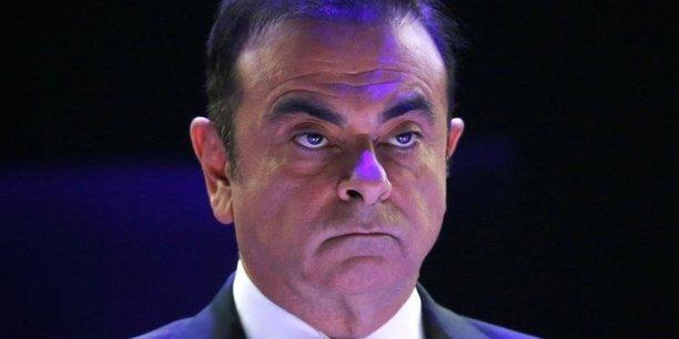 La rémunération du patron de Renault-Nissan, Carlos Ghosn, a fait l'objet de plusieurs polémiques au cours de l'année.