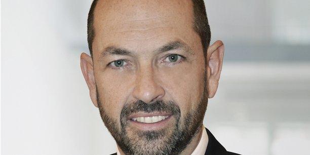 Eric Guilloux a créé blue egg en septembre 2014.