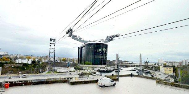 A Brest, et comme dans le reste de la Bretagne, la reprise s'accélère constate l'Insee.