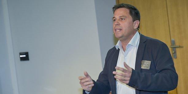 Charles Heintz, directeur général de Défis