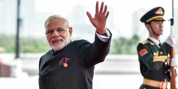 Le gouvernement de Narendra Modi a présenté ses prévisions de croissance sans intégrer l'impact de la démonétisation sur l'économie.