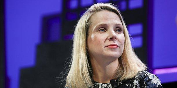 Marissa Mayer a quitté Google pour devenir PDG du portail internet Yahoo ! en 2012.
