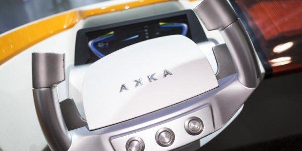 Akka technologies va être acquise par Adecco.
