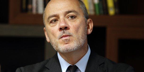 Stéphane Richard, le PDG de l'opérateur historique.