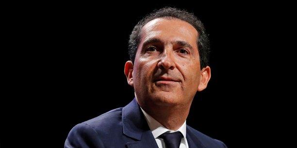Patrick Drahi, le fondateur et propriétaire d'Altice (SFR).