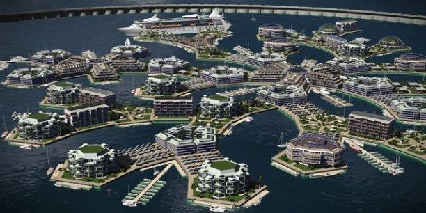 De nombreuses modalités restent à régler avant que ce projet futuriste puisse voir le jour.