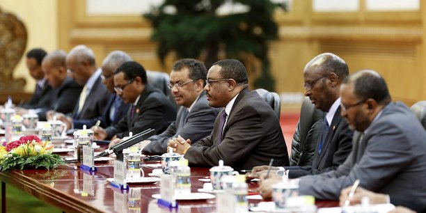 Hailemariam Desalegn, Premier ministre d'Ethiopie vient de donner son feu vert à une privatisation partielle des entreprises publiques