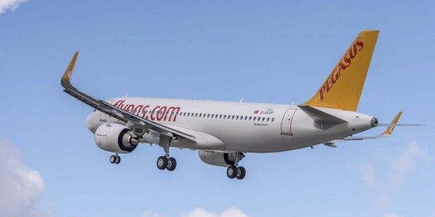 Airbus a remis en juillet dernier le premier A320neo équipé de moteurs LEAP-1A à la compagnie turque Pegasus Airlines.