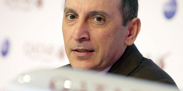 Akbar Al Baker, le PDG de Qatar Airways