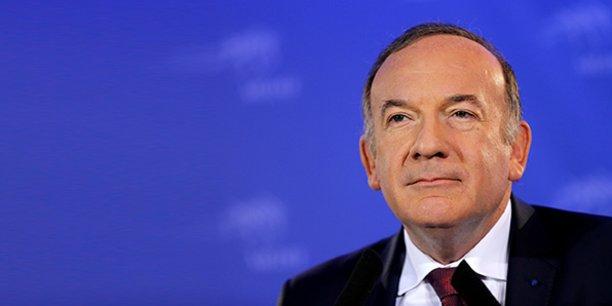 Pierre Gattaz, le président du Medef, a conduit dans la capitale malienne une importante délégation de 70 entreprises françaises afin de participer au Forum économique.