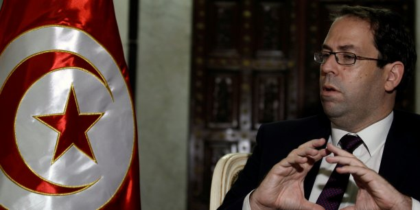 Youssef Chahed, premier ministre tunisien