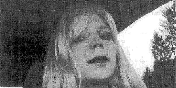 L'ex-soldat Bradley Manning, qui a changé d'identité sexuelle, a fourni  à WikiLeaks plus de 700.000 documents.