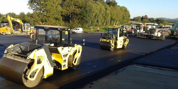 Fayat se renforce dans les matériels de construction routiers