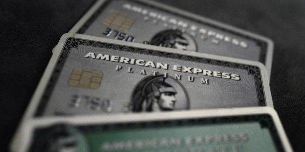 Au troisième trimestre, American Espress a vu son chiffre d'affaires grimper de 9,2% à 10,14 milliards de dollars, à comparer à un consensus de 10,05 milliards de dollars.