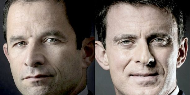 Le vainqueur de la primaire socialiste, Benoît Hamon ou Manuel Valls, va se retrouver dans une situation délicate s'il ne bénéficie d'aucune dynamique. Devra-t-il se désister au profit d'Emmanuel Macron?