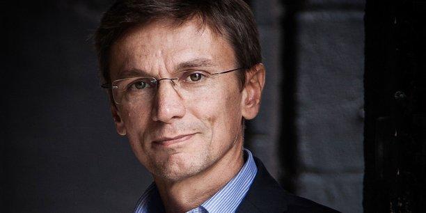 Philippe Gaborieau, fondateur de la plateforme bordelaise de crowdfunding Happy Capital