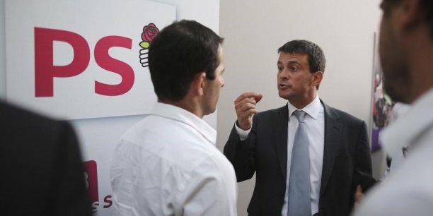 Entre Benoît Hamon et Manuel Valls, le deux finalistes de la primaire organisée par le Parti socialiste, le ton monte entre les deux tours. Manuel Valls, surtout, ne ménage pas ses piques.