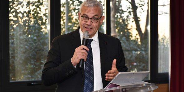 Alain Di Crescenzo a présenté, le 24 janvier, ses priorités pour sa mandature à la tête de la CCI Occitanie