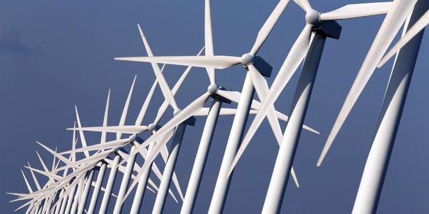 La CNR souhaite réaliser un parc de 5 éoliennes en Ardèche, sur la commune de Saint-Georges-les-Bains.