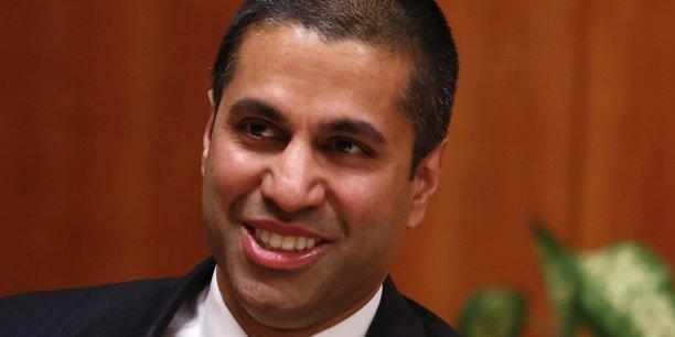Nommé par Donald Trump dans la foulée de son arrivée à la Maison Blanche, Ajit Pai est le chef de file de la Commission fédérale des communications (FCC).