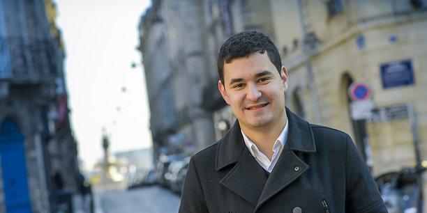 Stéphane Ficaja, general manager France en charge de l'expansion d'UberEats