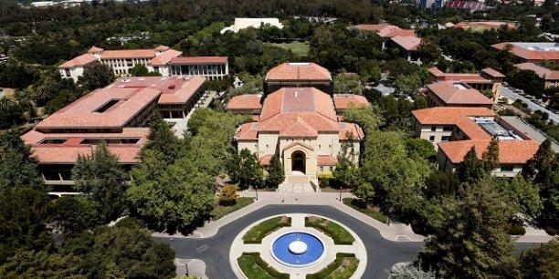 Le campus de l'université de Stanford en Californie a vu passer de nombreux futurs entrepreneurs de la Silicon Valley.