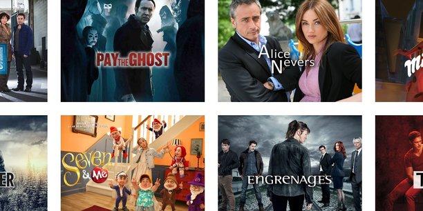 AB produit notamment pour TF1 les séries historiques Section de recherches, diffusée depuis 2006, et Alice Nevers, démarrée en 1993.