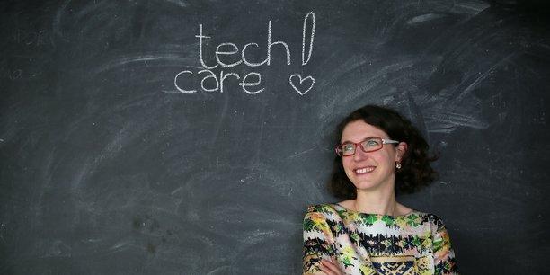 Carole Zisa-Garat, fondatrice de Telegrafik