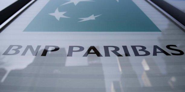 BNP Paribas encore sanctionnée aux Etats-Unis pour
