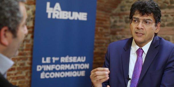 Frédéric Charles, directeur de la stratégie digitale chez Suez.