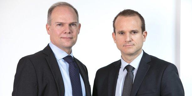 Olivier Dubois et Olivier Canuel annoncent la création d'OLEA Insurance Solutions.