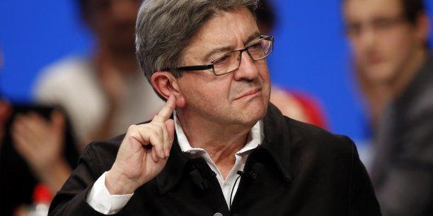 Pour le fondateur de la France insoumise, arrivé quatrième du premier tour de l'élection présidentielle avec 19,58% des suffrages, tout va se jouer aux législatives.